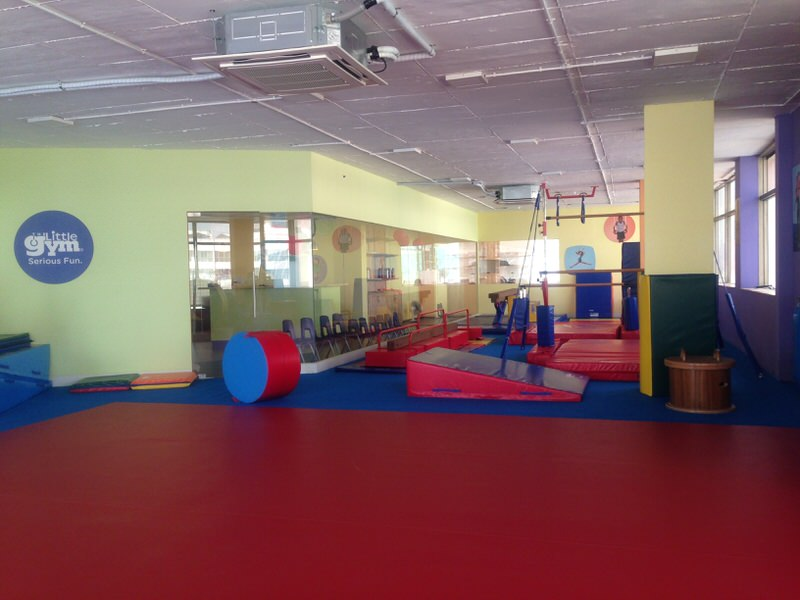 The Little Gym, Cunningham Road, Bangalore