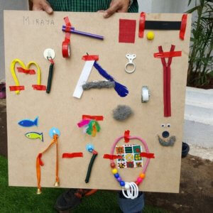 Sensory Board Activity Board