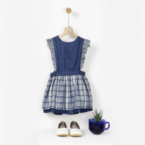 Pluie blue dress