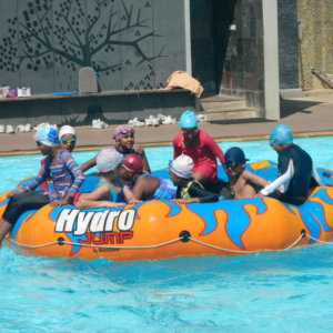 Aqua Trampoline by PlayGym On The Go