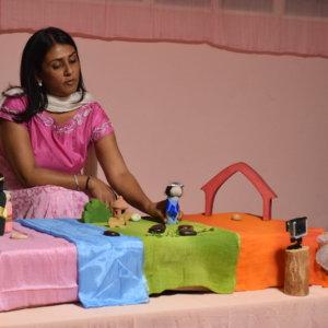 Celebrating Diwali at InBloom