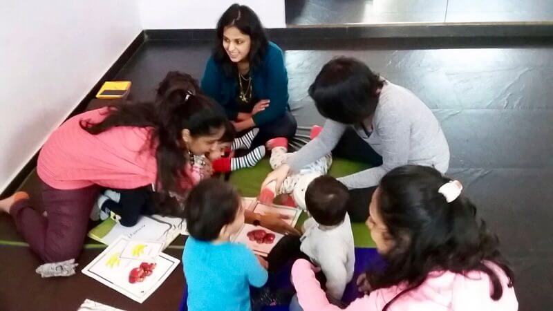 Mommy and Me with Su, Mother Toddler Program, Bangalore