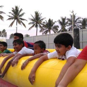 Soap Football, Kids Fun Activity