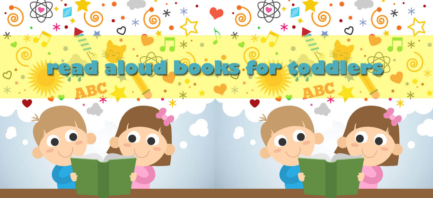 14 Adorable Books to Read Aloud for Toddlers Cover Image