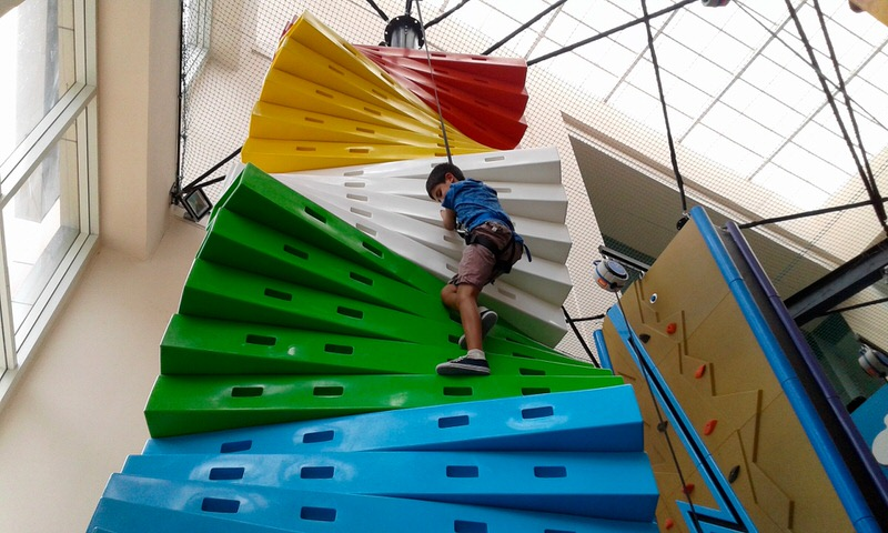 Clip N Climb Climbing Station Whitefield Bangalore