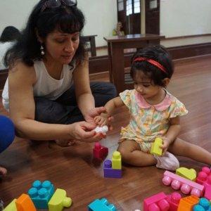 Developing Motor Skills through fun play