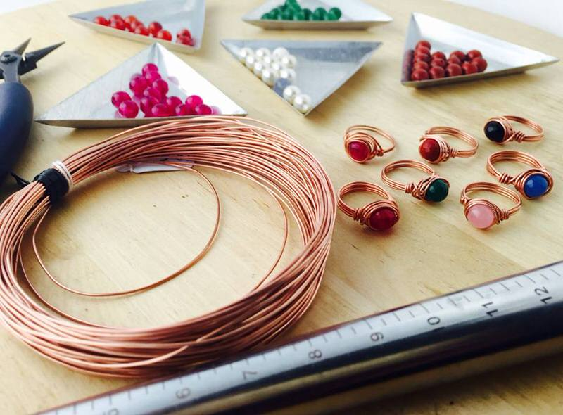 Introduction to Wire Jewelry Cover Image