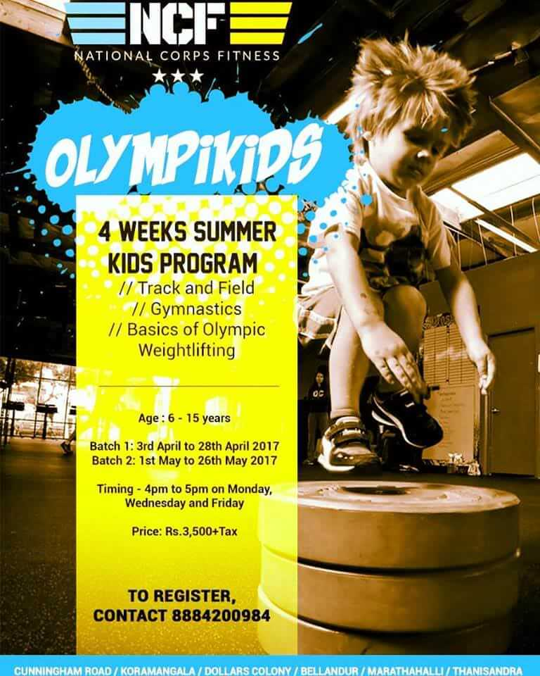 Olympikids Cover Image