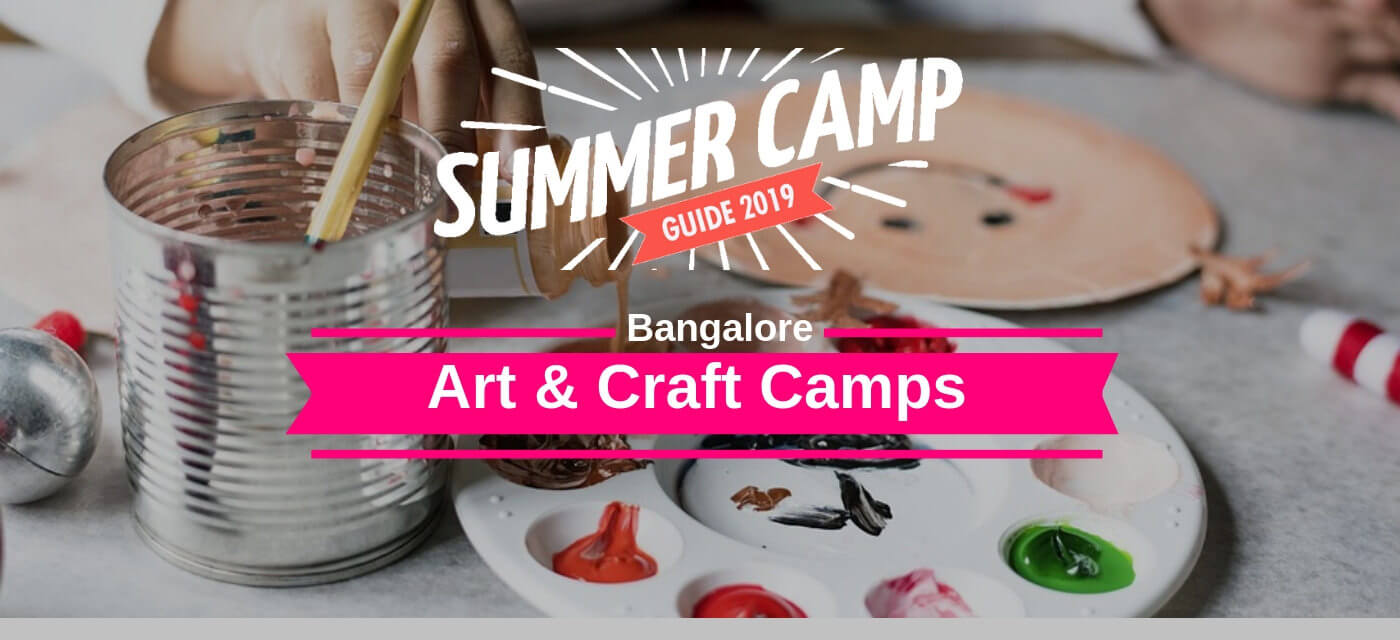 Top 15 Summer Art Camps for your children in Bangalore Cover Image