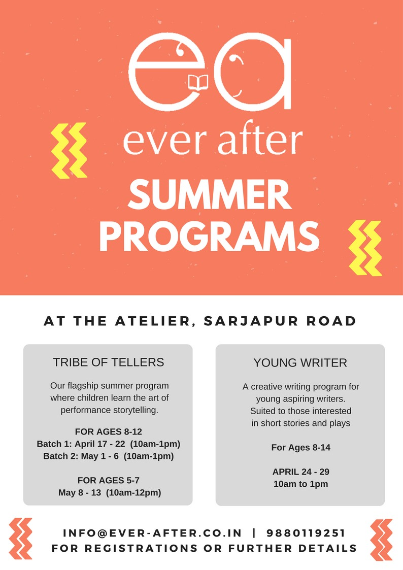 Ever After Summer Programs Cover Image