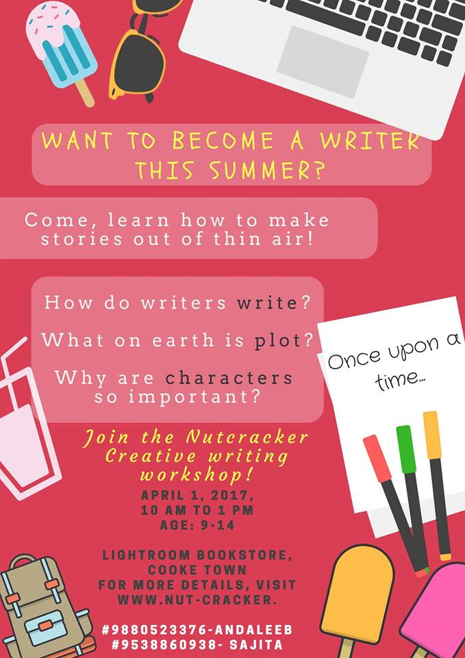 creative writing summer programs