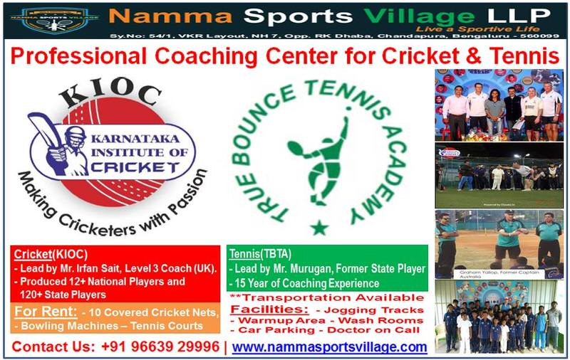 Namma Sports Village Summer Camp Cover Image