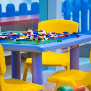 Lego Activity Table at Awesome Place