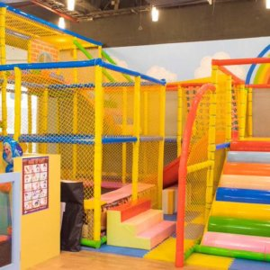 Soft Play Area of Awesome Place