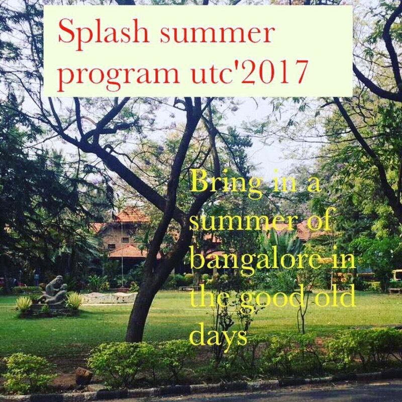 Splash Summer Camp Cover Image