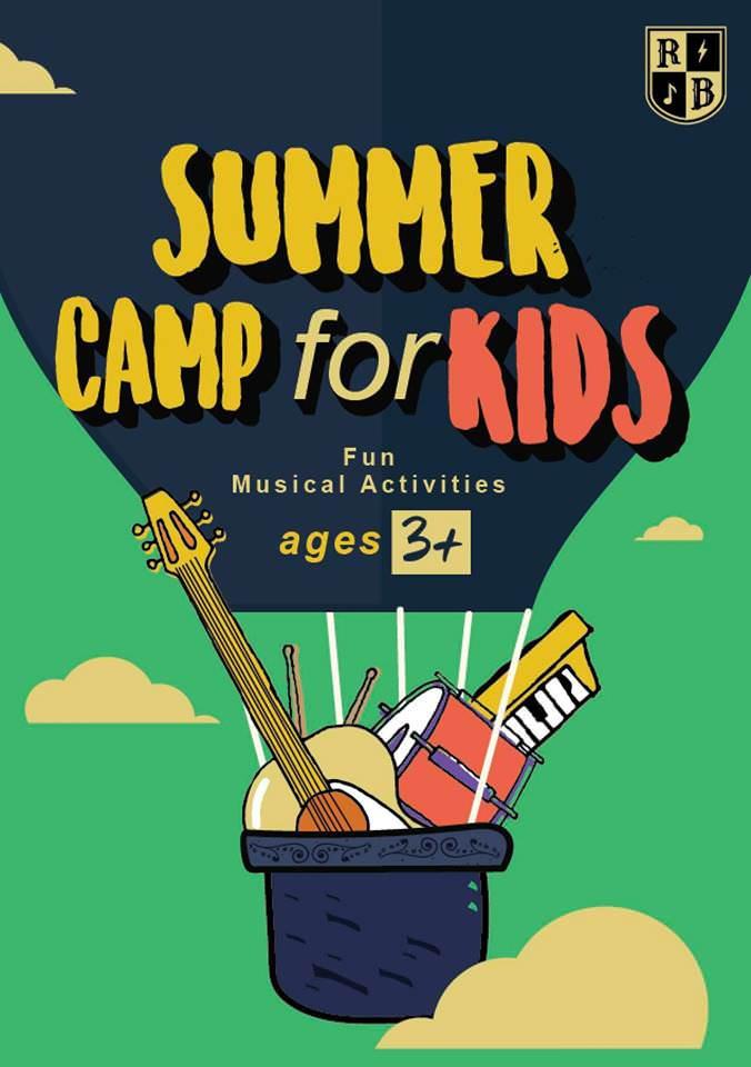 Rainbow Bridge Music Summer Camp for Kids Cover Image