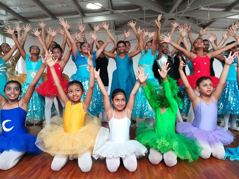 Ballet Summer Intensive 2019: Pippi Longstocking Cover Image