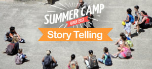 Storytelling camps