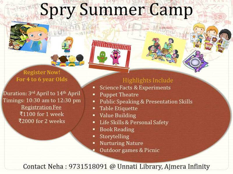 Spry Summer Camp Cover Image