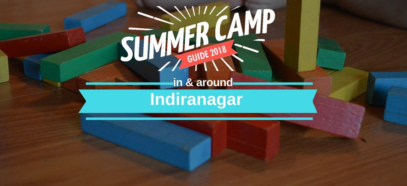Over 20+ Summer Camps for Kids in and around Indiranagar Cover Image