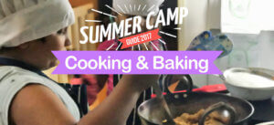 cooking and baking camps