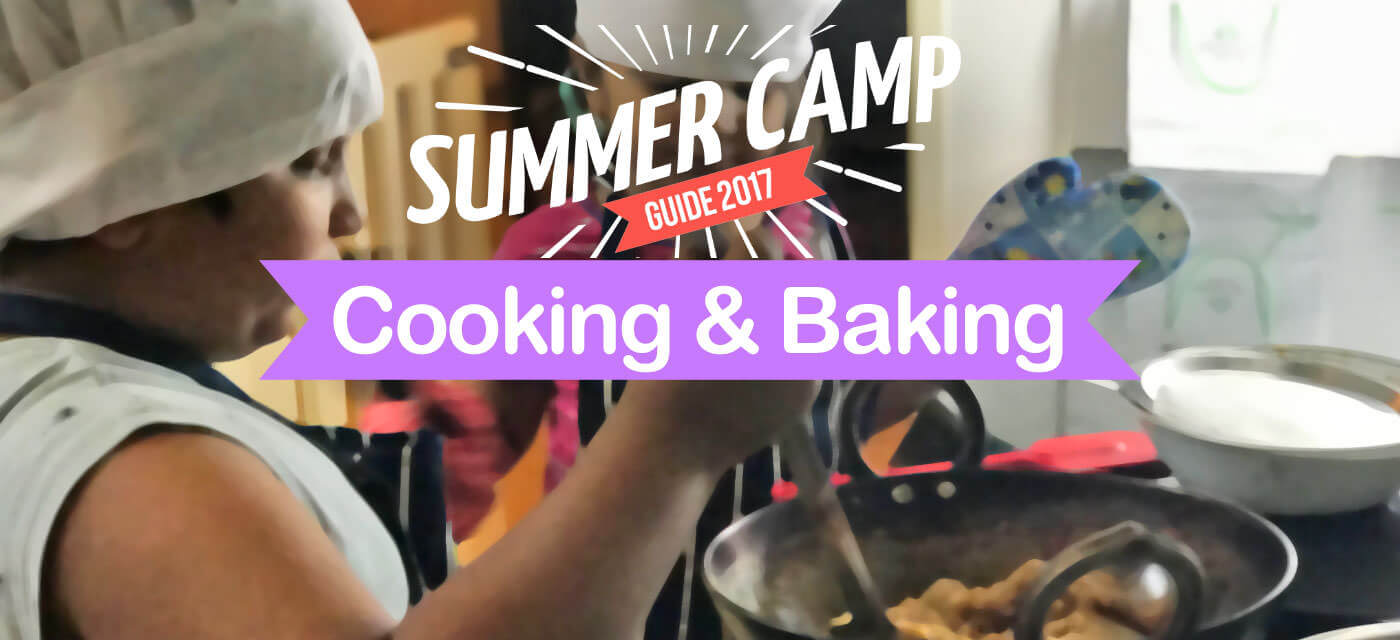 10 Excellent cooking and baking camps for kids this summer Cover Image