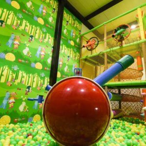Tiny Tails Ballpit