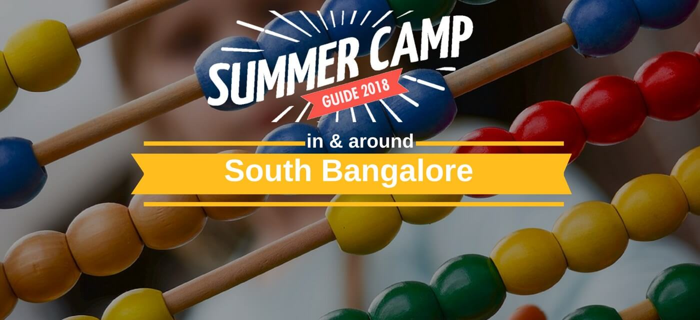 20 Great South Bangalore summer camps for kids Cover Image