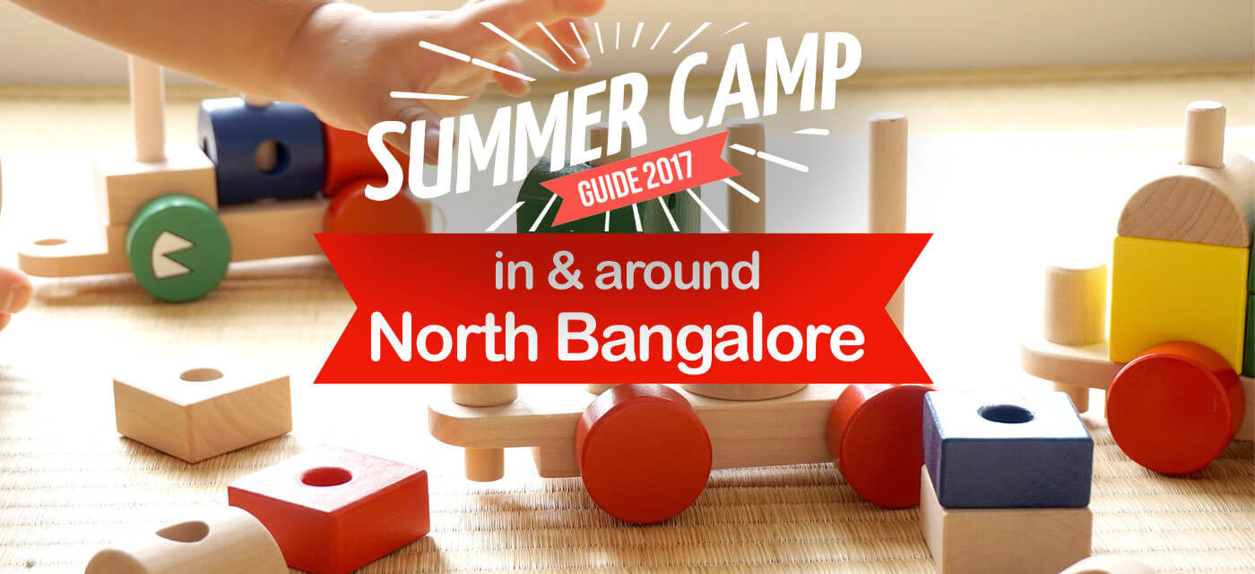 29 Cool Summer Camps in and around North Bangalore Cover Image