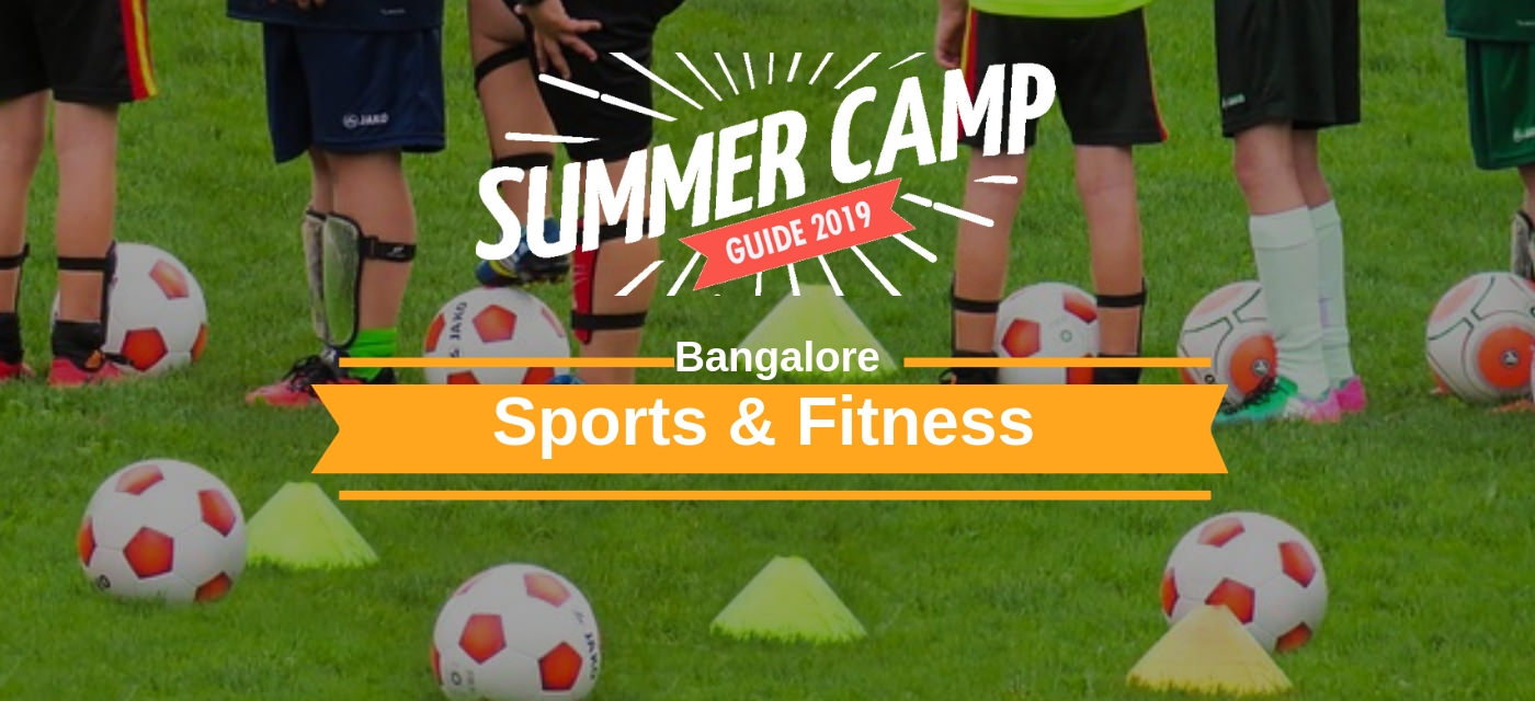 20+ Active Sports Camps for Kids this Summer in Bangalore Cover Image