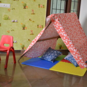 Play Tent at Cubby Tales Hebbal