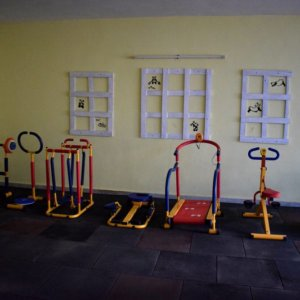 Kids Gym at Cubby Tales Hebbal