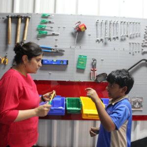 Imadeation Lab at Kunskapsskolan Bangalore