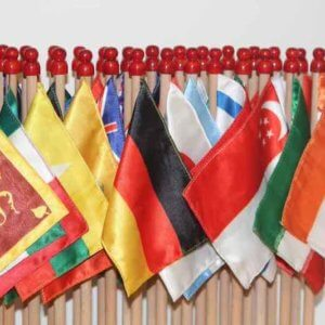 Different Country Flags