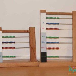 Number Works at Eyelet Montessori