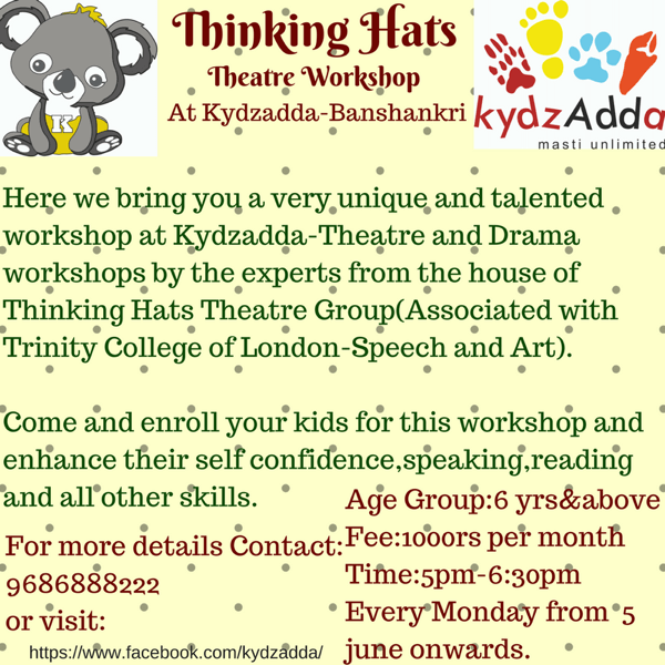 About Thinking Hats Theatre Workshop