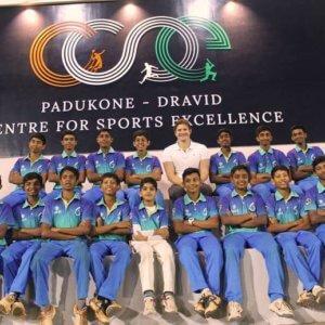 Six Cricket Academy
