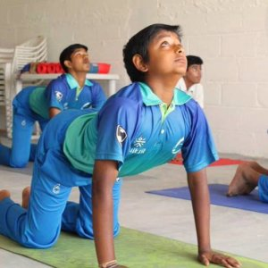 Yoga Session for Kids