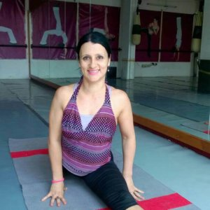 Barbara Saidu Gymnast Coach