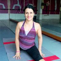 Barbara Saidu Gymnast
