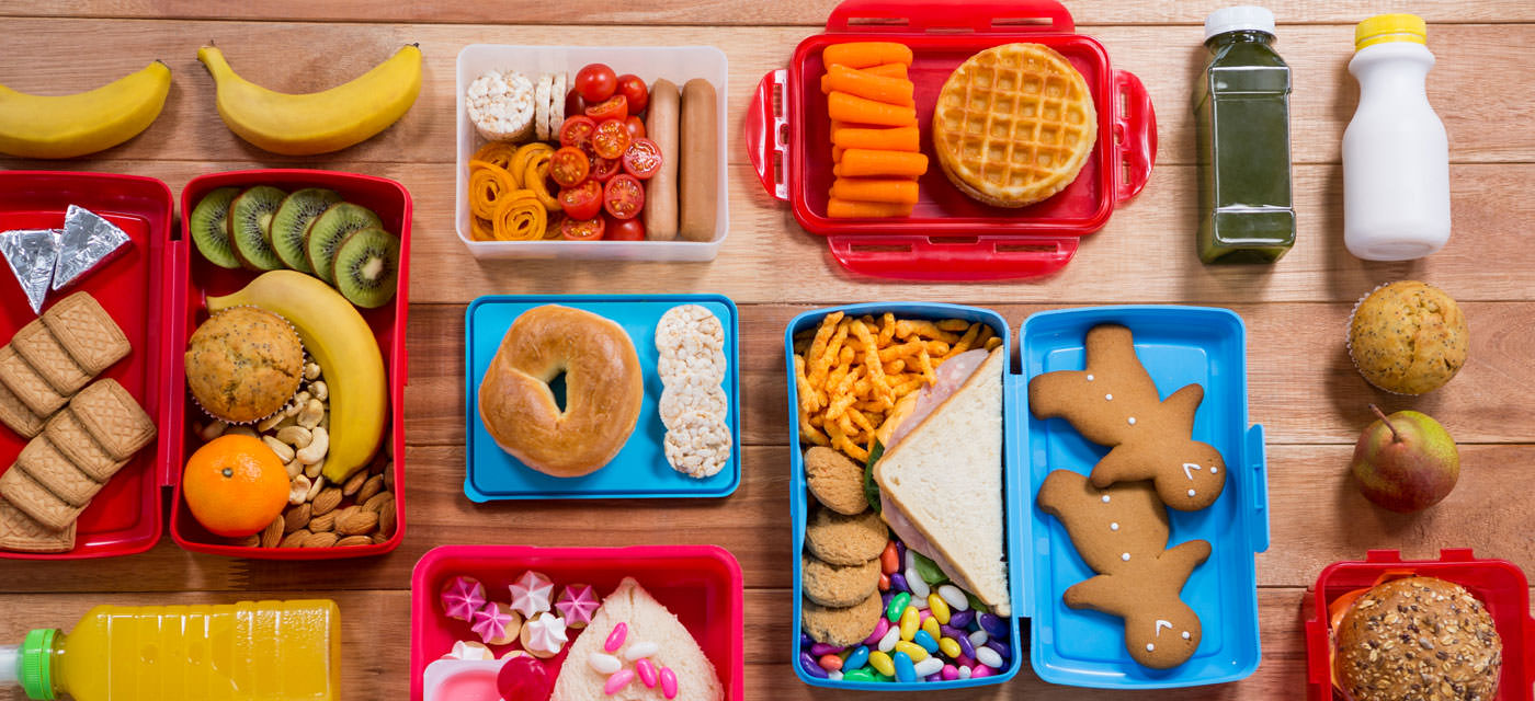 6 Fantastic school lunch box providers for kids in the city Cover Image