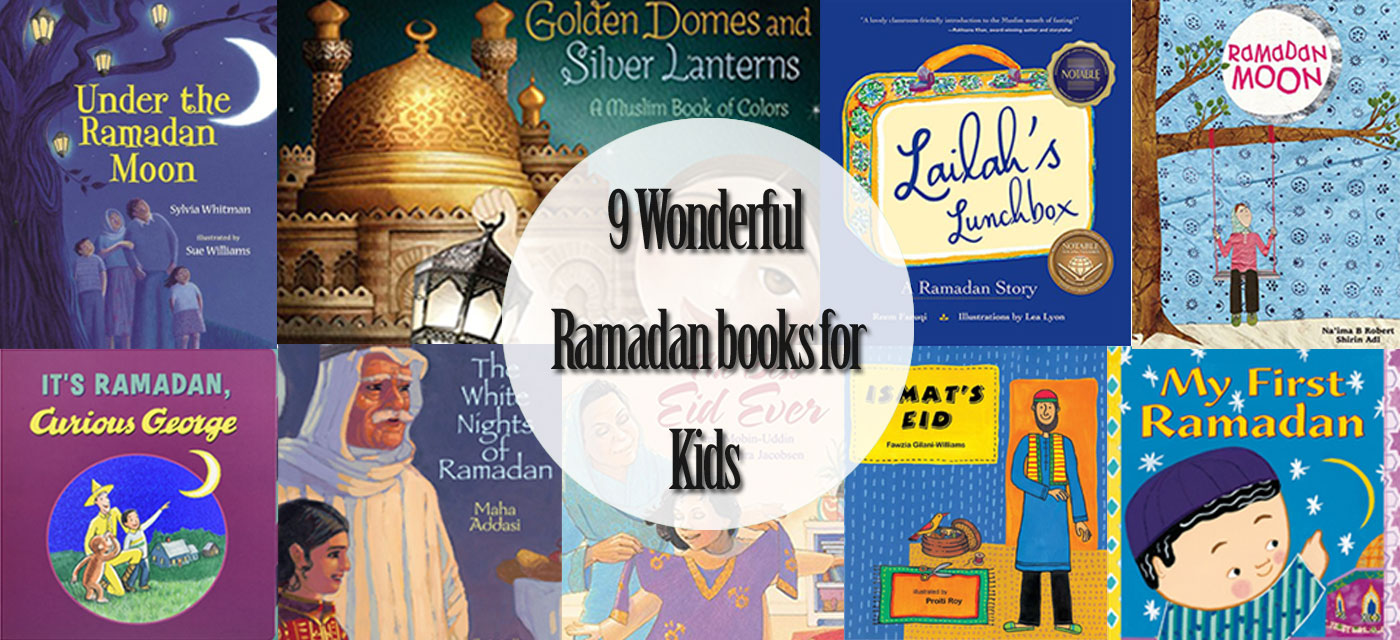 9 Beautiful Ramzan books for kids to teach them about Eid Cover Image