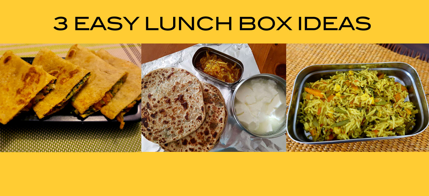 3 Easy ways to include vegetables in lunch boxes for kids Cover Image