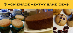 Healthy eggless bakes