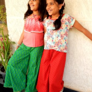 Palazzo Pants for Girls