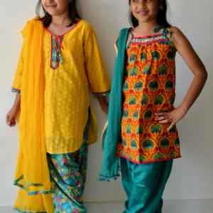 Salwar Kurta for Girls