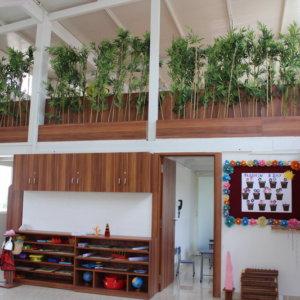 AIM Montessori Students