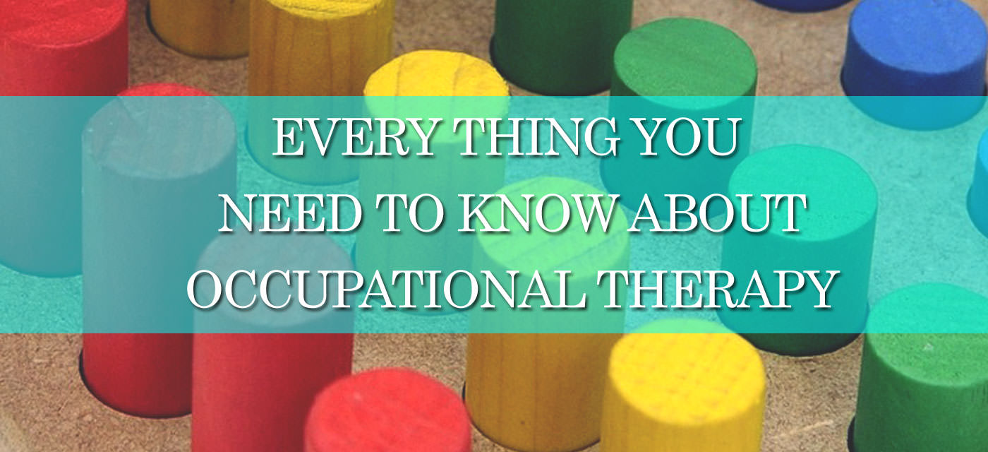 Occupational therapy: How it can help all kinds of children Cover Image