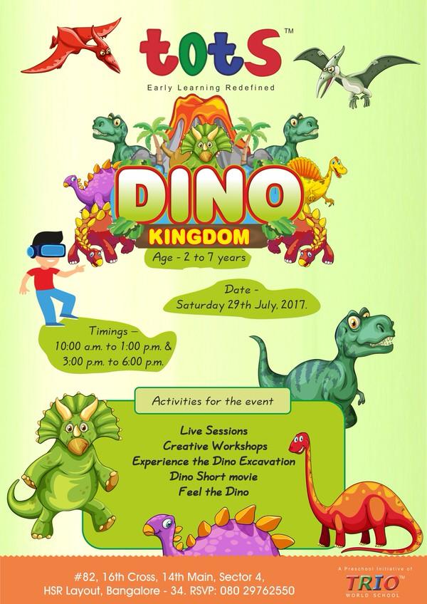 Dinosaur model kit for those who like a challenge