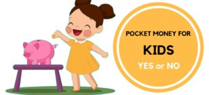 pocket money for kids